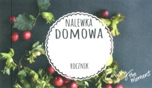 Etykieta 343 Nalewka Orzech Owoc 45x80