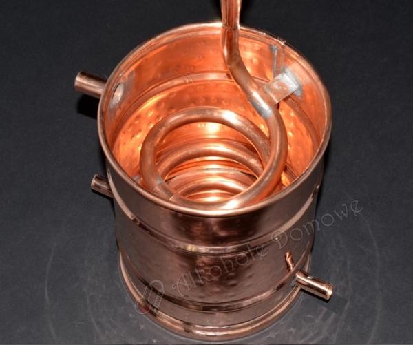 Alembik Miedziany - 15 litrów (1019)
