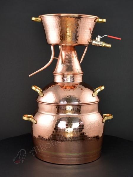Alembik Alquitar Three Bodies 30 litrów (nr 1118)