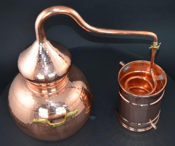 Alembik Miedziany - 10 litrów (1018)