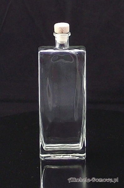 Butelka do nalewek Genny 200 ml + korek