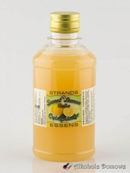 Zaprawka 250 ml Sweet Lemon Vodka