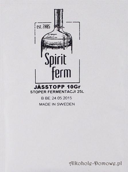 Stoper fermentacji Spiritferm 10g