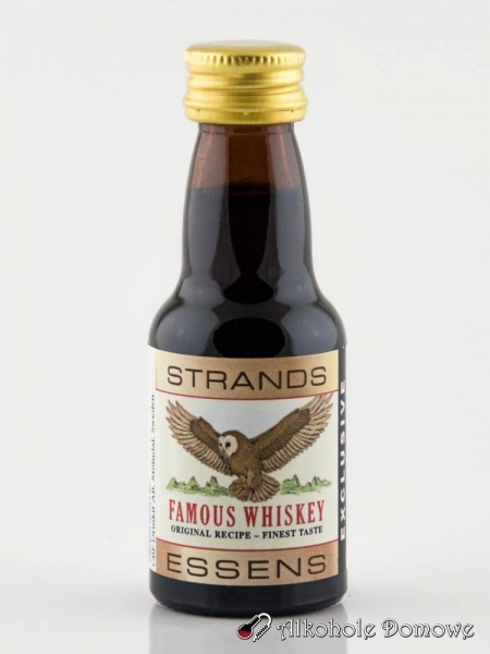 Zaprawka Smakowa Famous Whisky 25ml