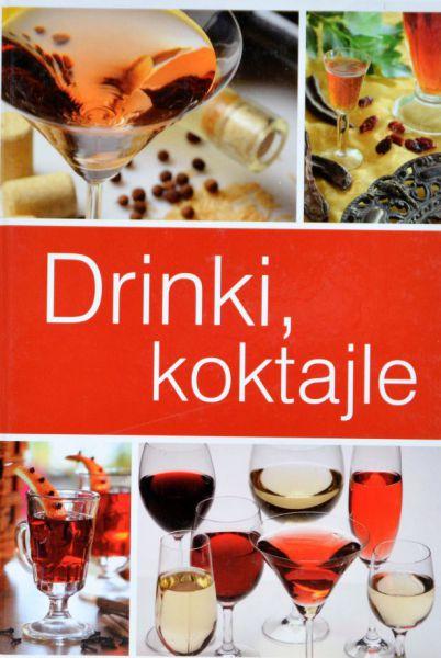 Książka-Drinki, koktajle 100 przepisów