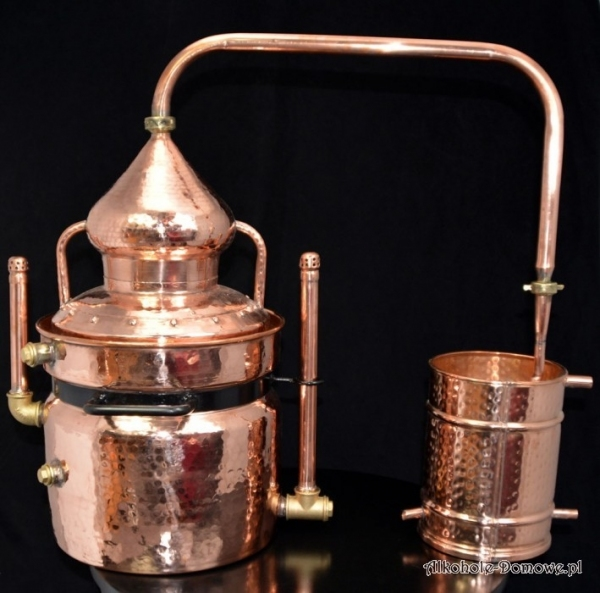 Alembik Bain Marie 30 litrów (nr 1007)