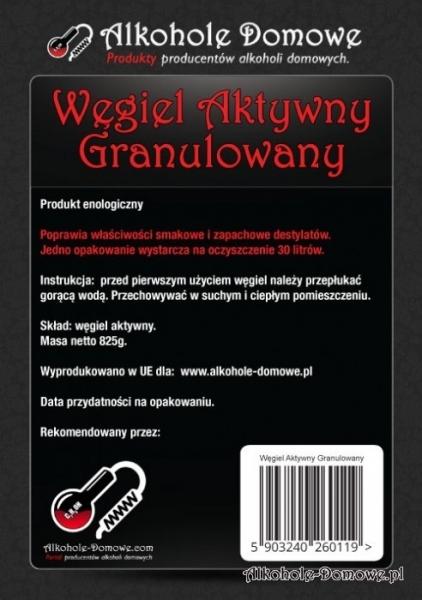 AD Węgiel Aktywny Granulowany 1,7 litra