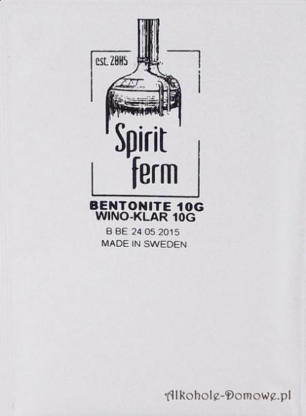 Wino-klar (bentonit) Spiritferm 10 g