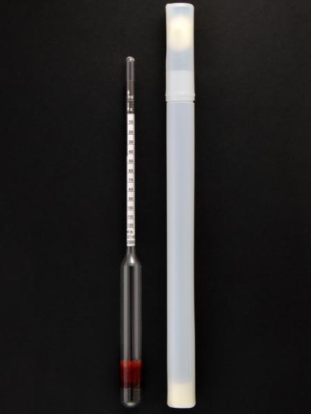 Cukromierz precyzyjny szwedzki 25 cm