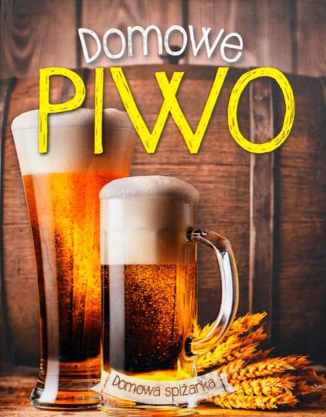 Książka Domowe piwo ISBN 9788378452249