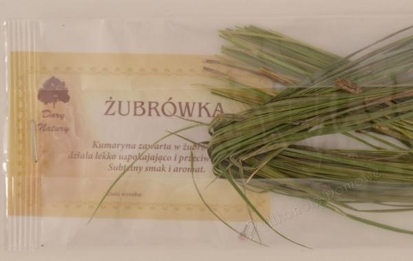 Zaprawka ziołowa - Żubrówka Turówka Leśna