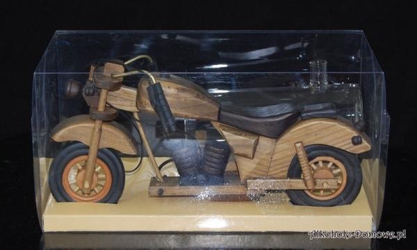 Prezent motocykl z wózkiem 200 ml