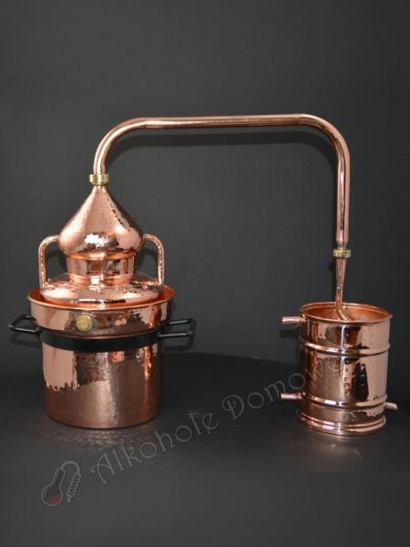 Alembik Miedziany Water Sealing System 10 litrów (nr 1076)