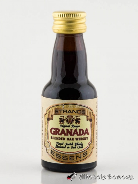 Zaprawka Granada Blended Oak Whisky 25 ml