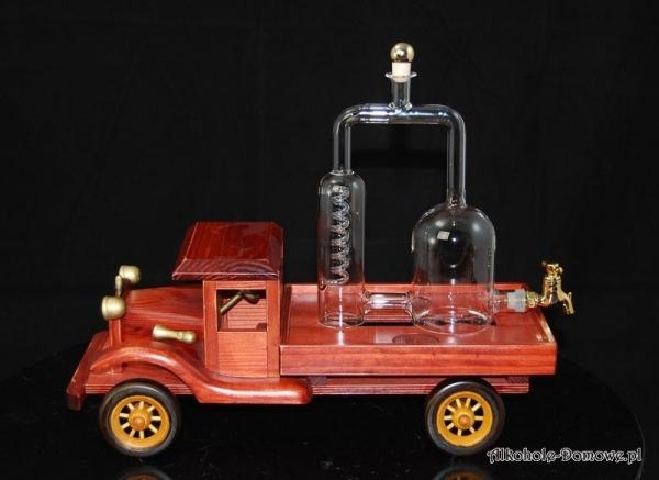 Samochód - bimbrofor 500 ml