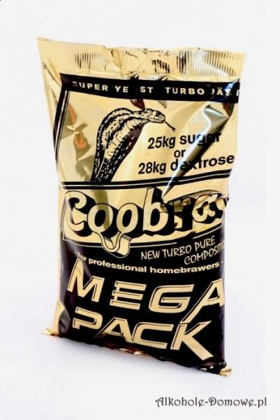 Drożdże Coobra Mega Pack