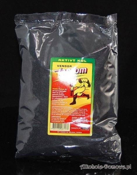 Węgiel aktywny Fantom 1,7 litra