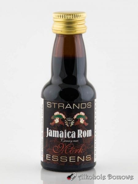 Zaprawka Smakowa Jamaica Rum (czarny)25 ml
